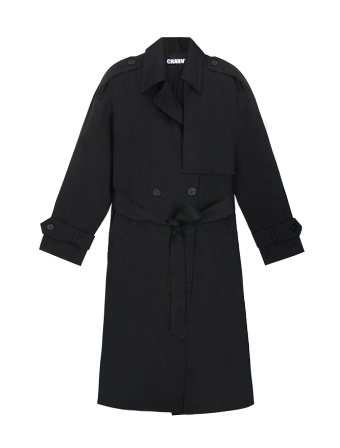 Classic trench coat / GY