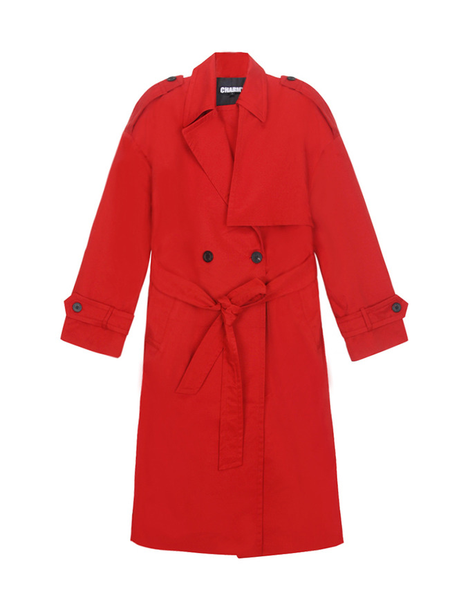 Classic trench coat / RE