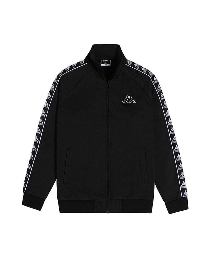 CHARMS X KAPPA 222BANDA TRAINING JACKET / BK