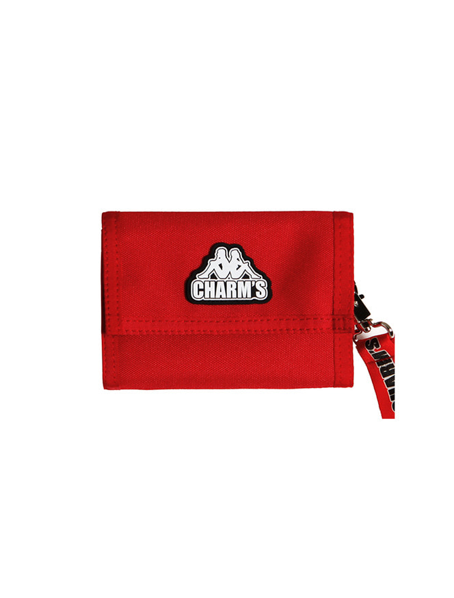 CHARMS X KAPPA 222BANDA VELCRO WALLET / RE