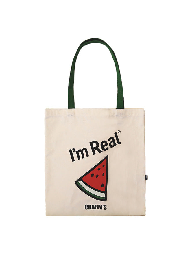 I'M Real X CHARM'S eco bag