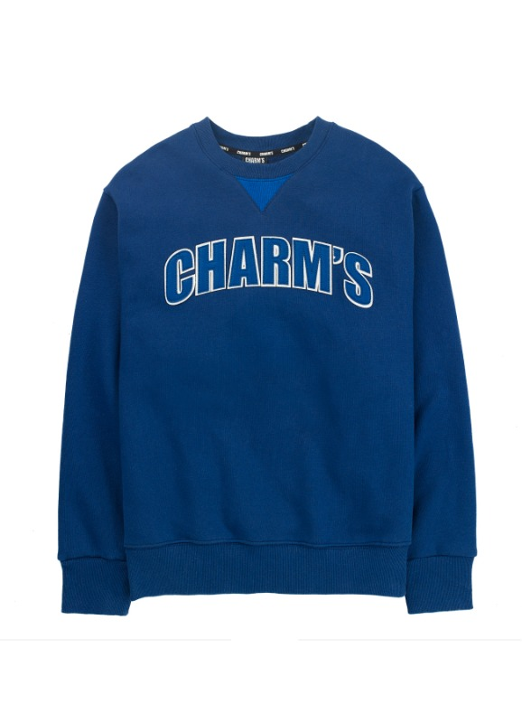 CHARMS SIGNATURE SWEATSHIRTS BL