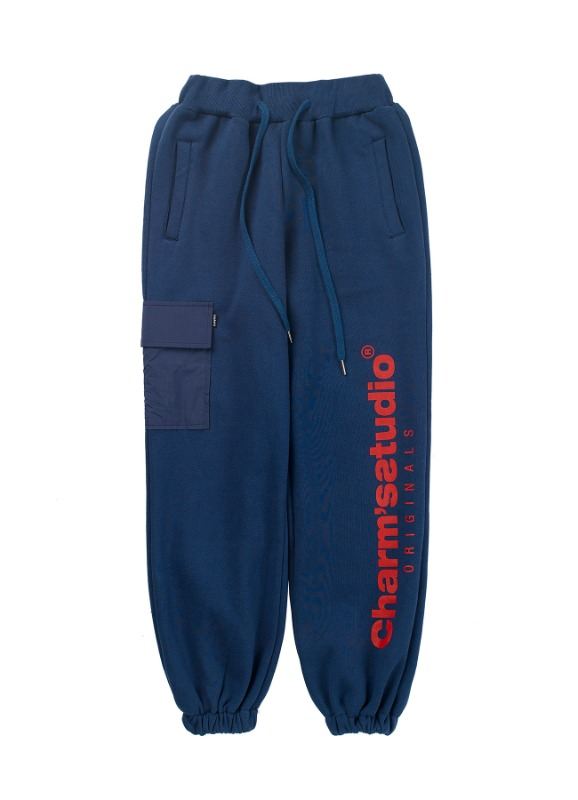 CHARMS STUDIO POCKET SWEATPANTS NV